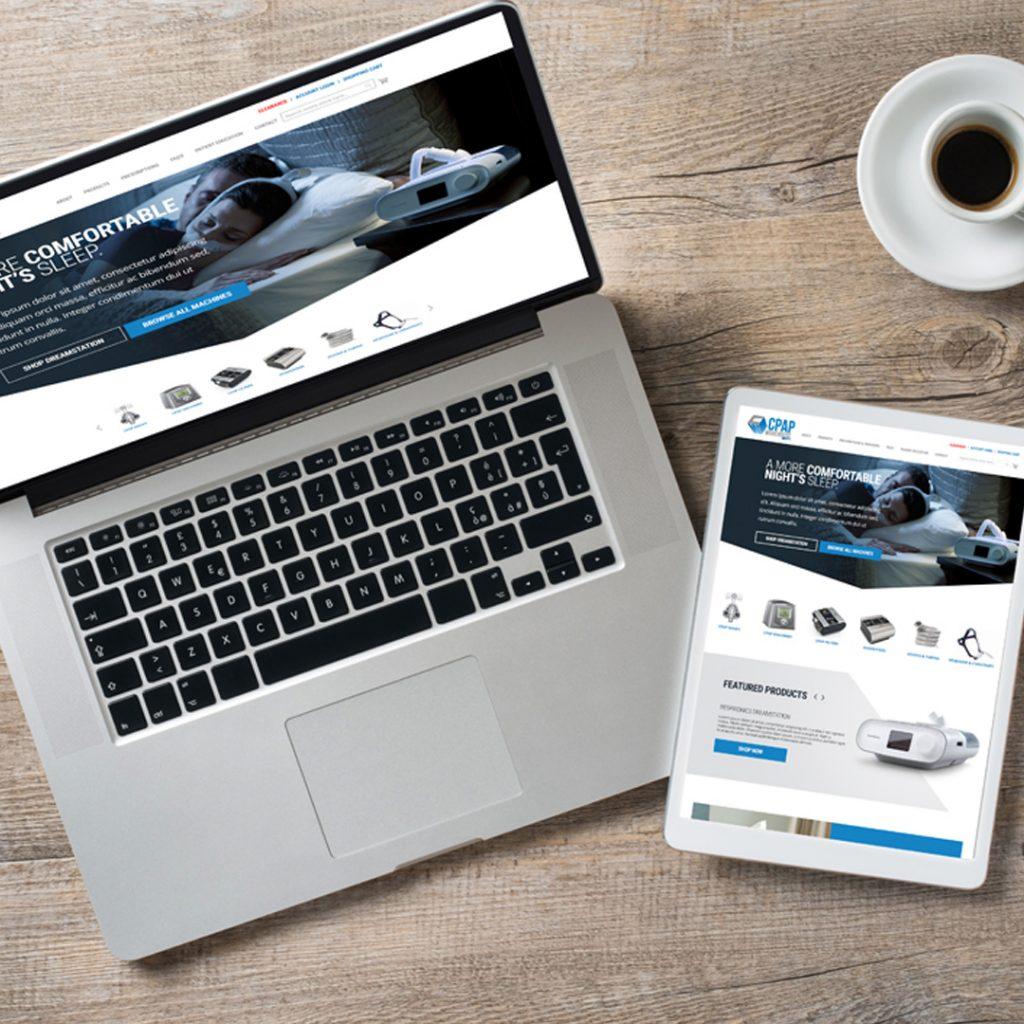 CPAP website