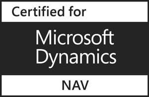 NAV Certification badge