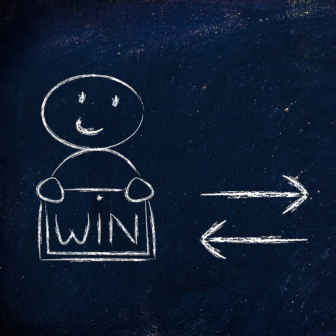 exchanging Win Win solutions