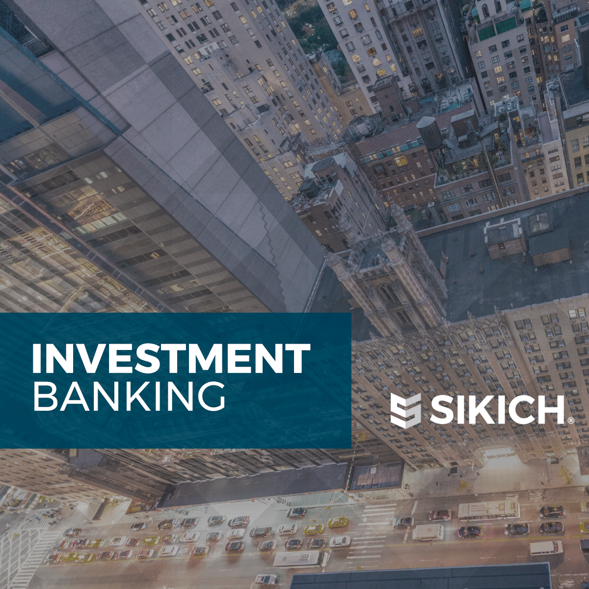Sikich investment banking