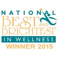 national best and brightest in wellness winner 2015