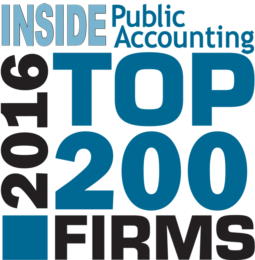 inside public accounting 2016 top 200 firms