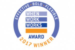 when work works 2017 award winner