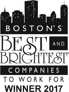 2017 Boston's Best and Brightest Companies to Work For