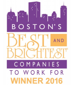 Boston best company to work for