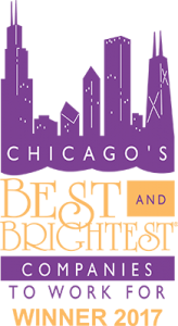 chicago-best and brightest companies to work for 2017