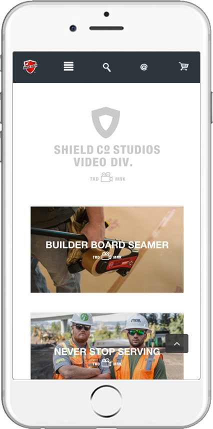 Builder Board Project edition website mobile