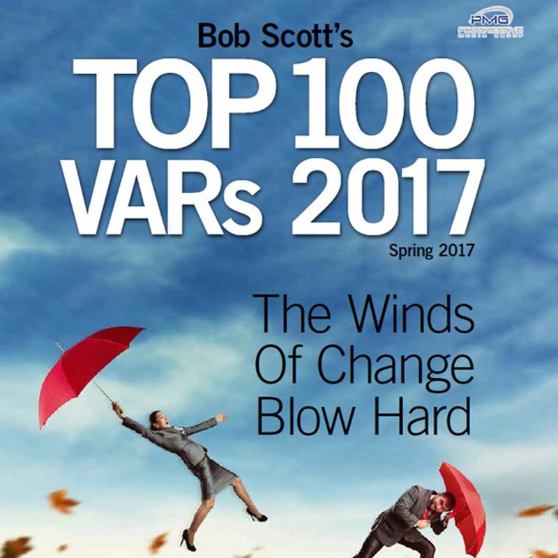 Bob Scott's Top 100 VARs 2017