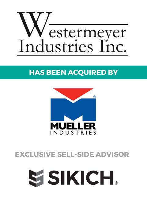 Westermeyer Industries Inc