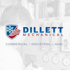 Dillett Mechanical logo