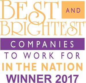 Best and Brightest Companies to Work For 2017