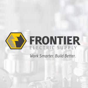 Frontier electric supply logo