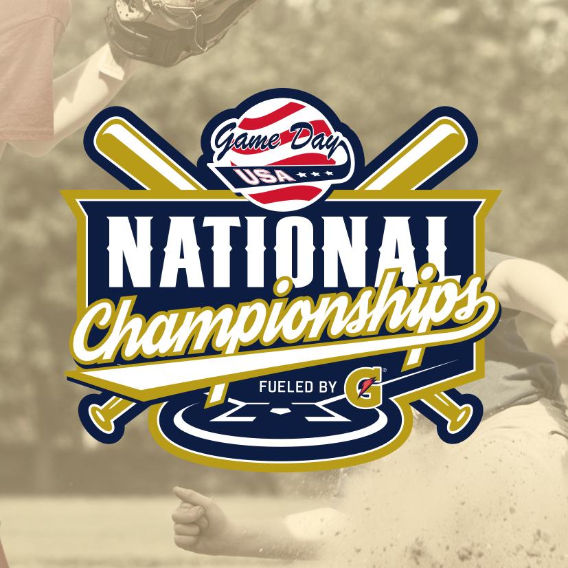 National Championship Game Day logo