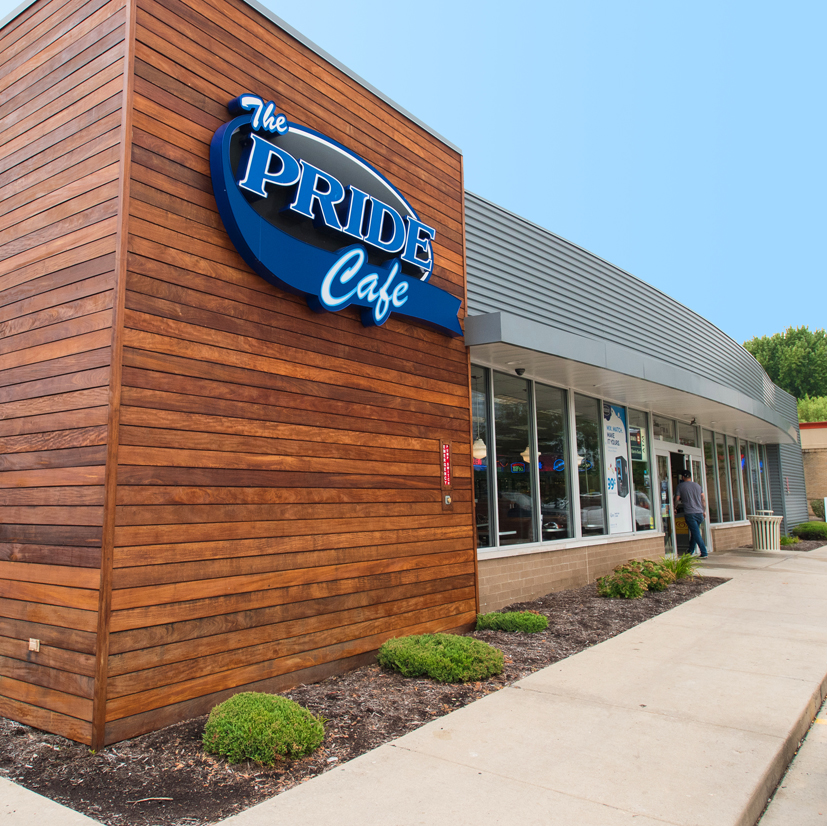 The Pride Cafe