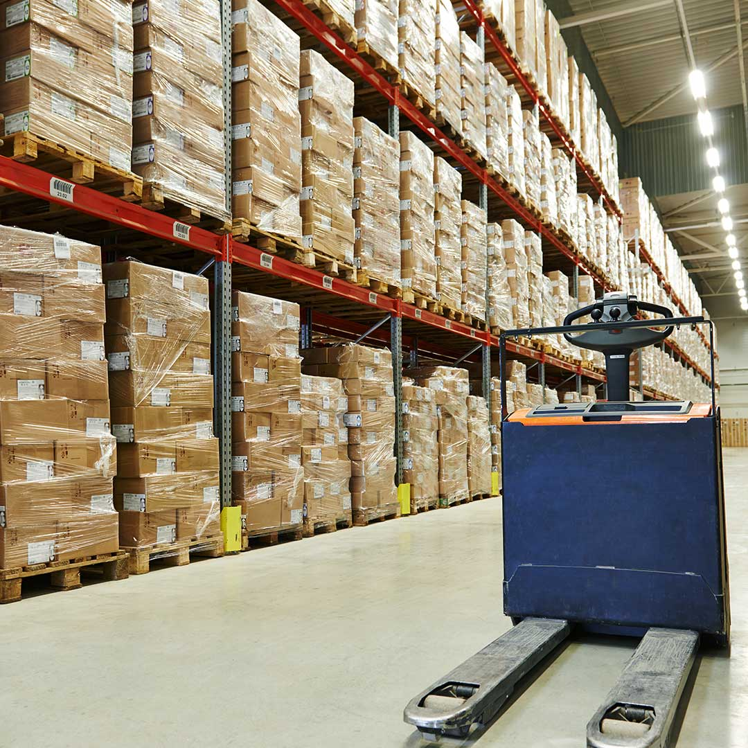 warehouse implementing Wholesale Distribution outlook for 2018