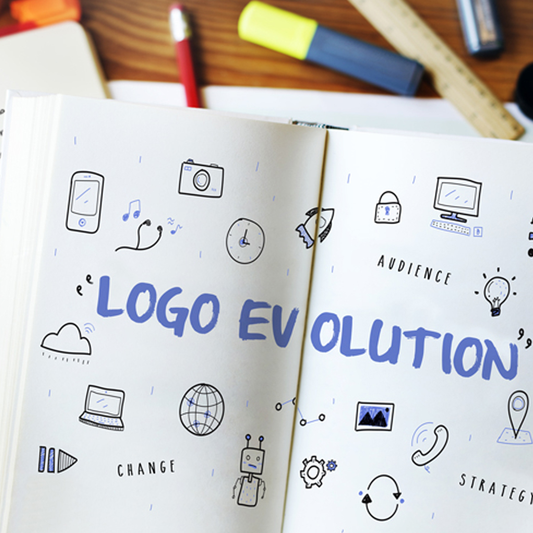 Logo Evolution: When, Why and How You Should Update Your Logo