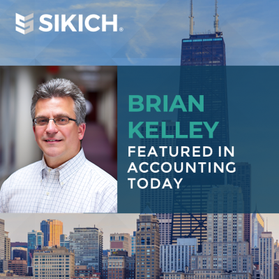 Brian Kelley featured in Accounting Today