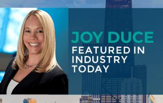 Joy Duce Industry Today