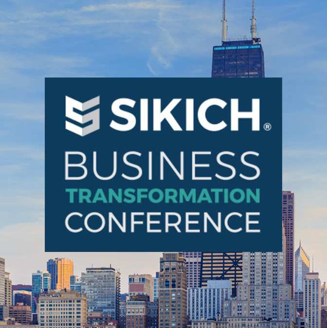 Sikich 2018 Business Transformation Conference