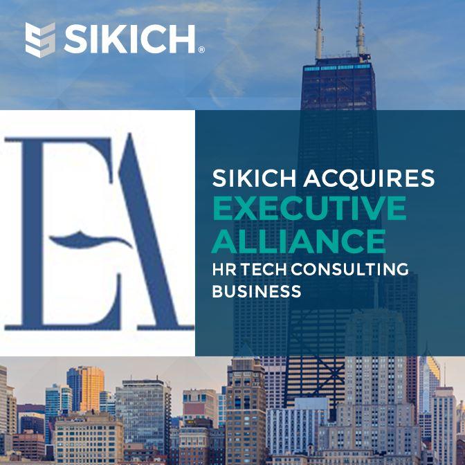 Sikich-Exec. Alliance Announcement Square