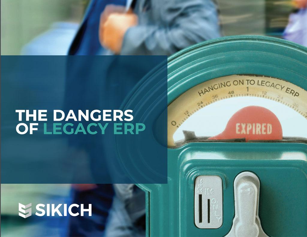 dangers of legacy ERP