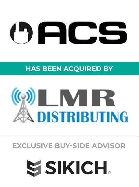 LMR ACS-Tombstone