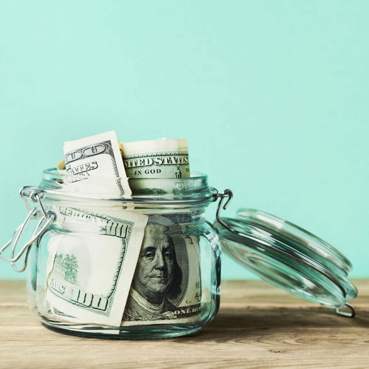 Money-in-a-Jar