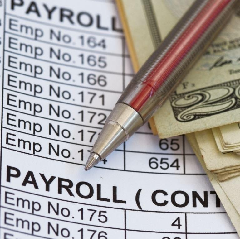 Pen on Payroll