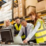 Consolidated Picking for Warehouse Management in Dynamics 365