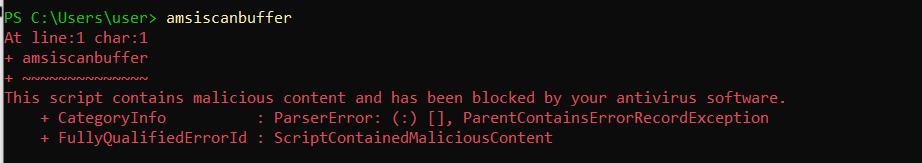 Powershell script attacks