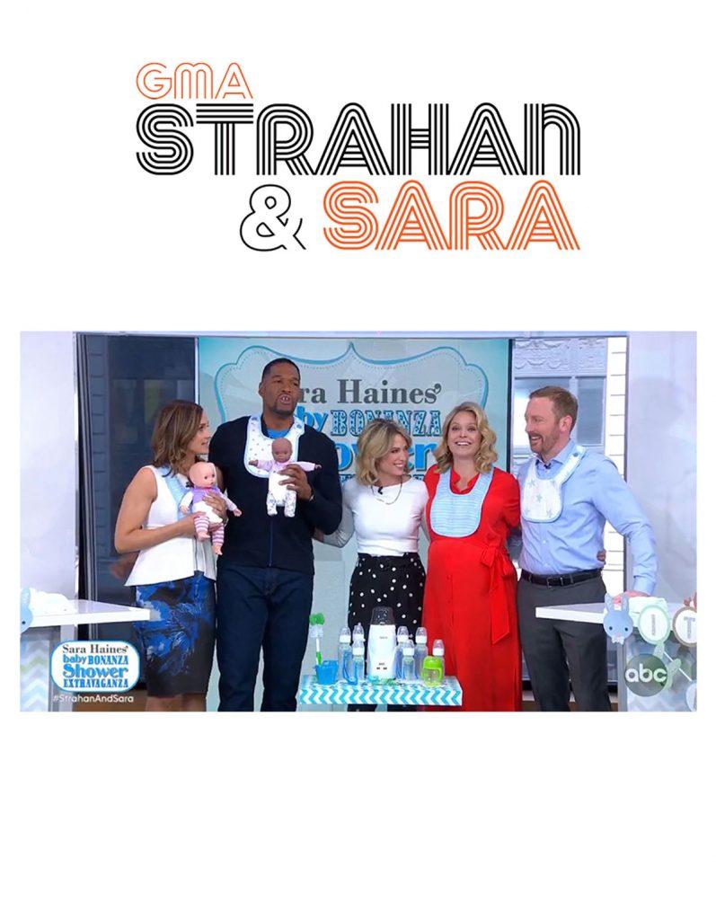 Dr-Browns-Strahan-and-Sara