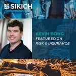Kevin Bong and M&D Report Featured in Risk & Insurance