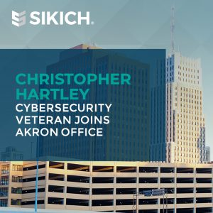 Chris Hartley Joins Akron