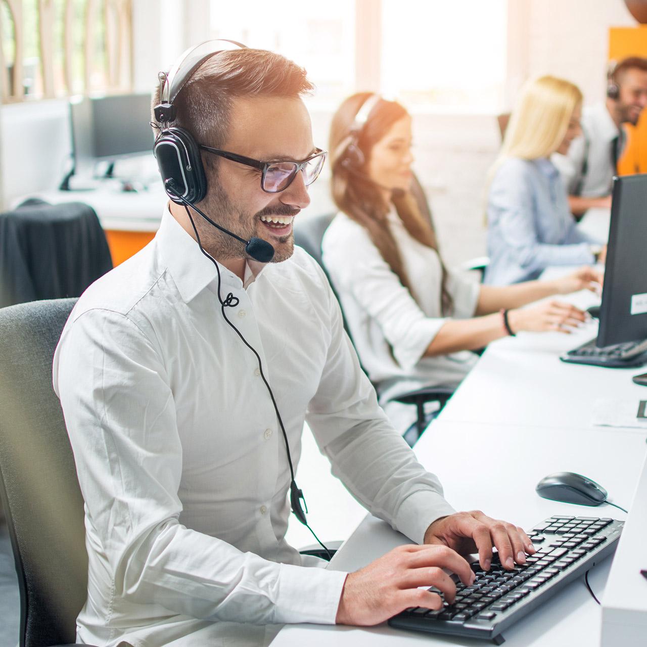 external IT support