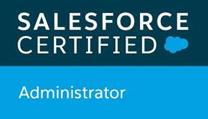 Salesforce Certified Admin