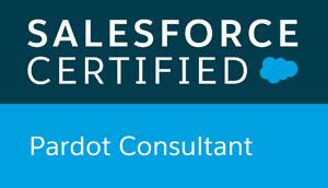 Salesforce Certified Pardot consultant