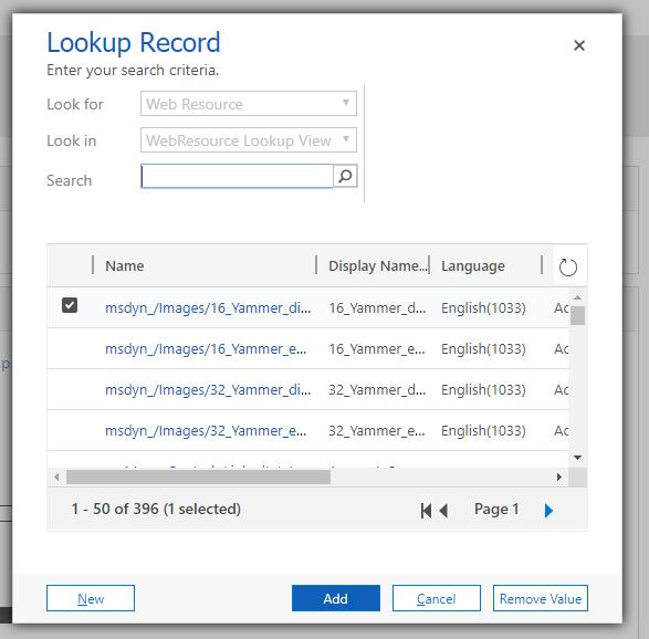 Lookup Record