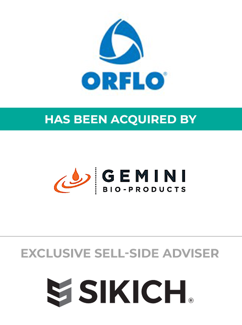 Gemini Bio Acquires Orflo