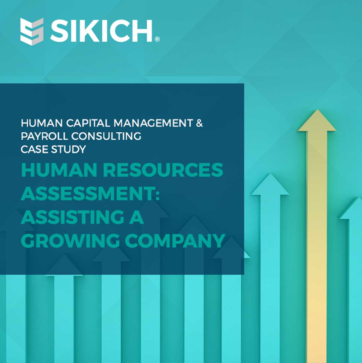 Sikich Assisting a Growing Company