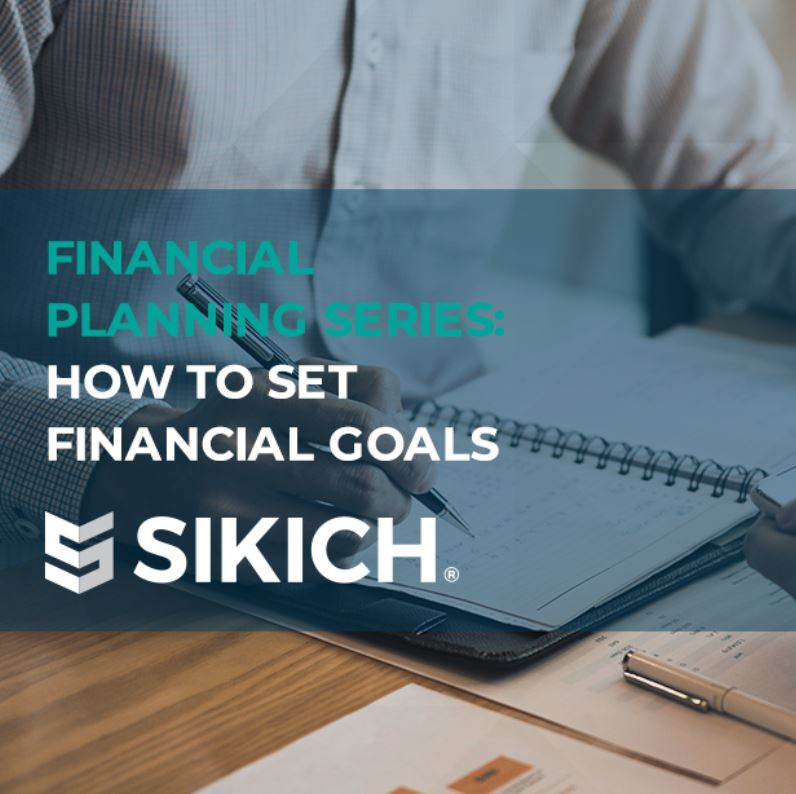 Financial Planning-How to Set Financial Goals