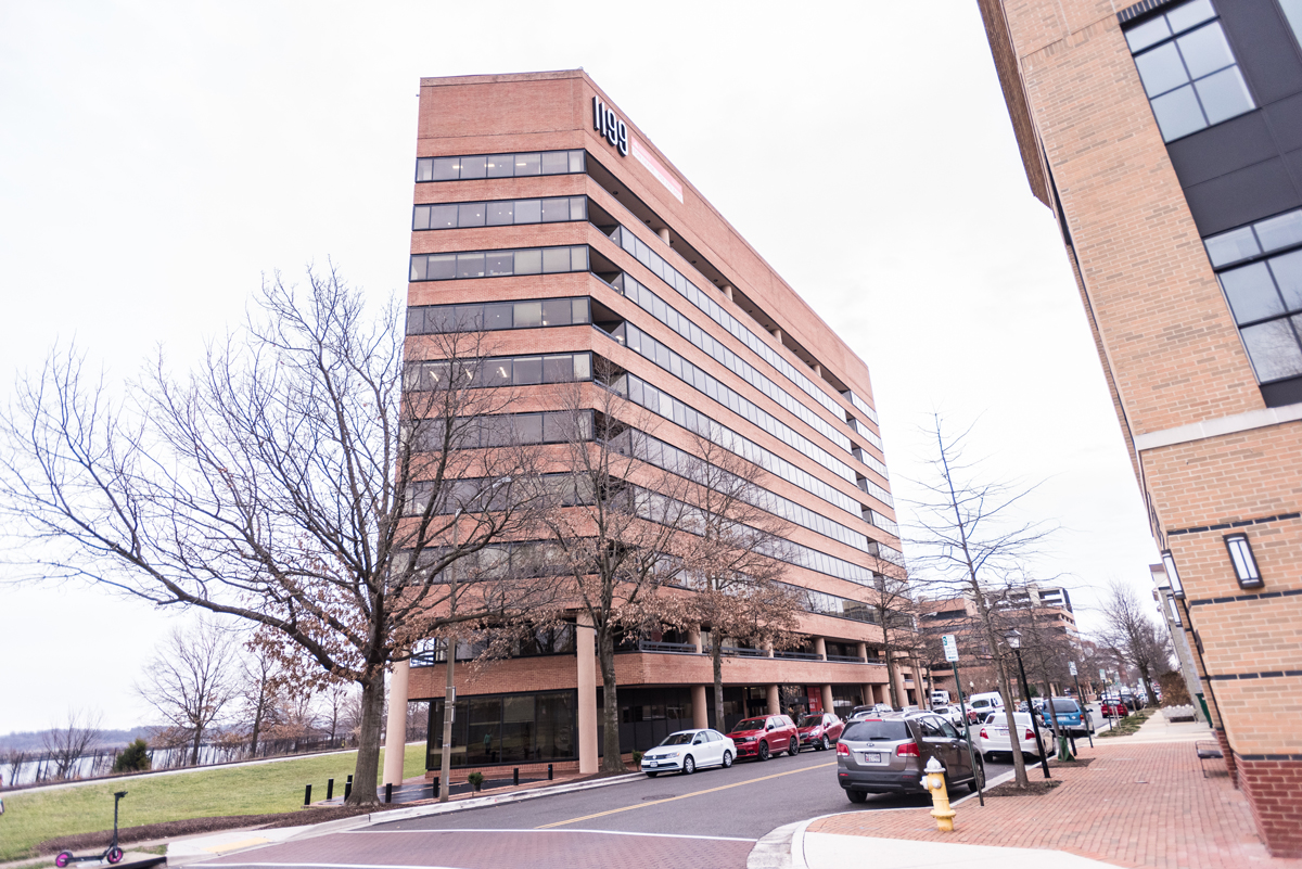 Sikich office in Alexandria, VA