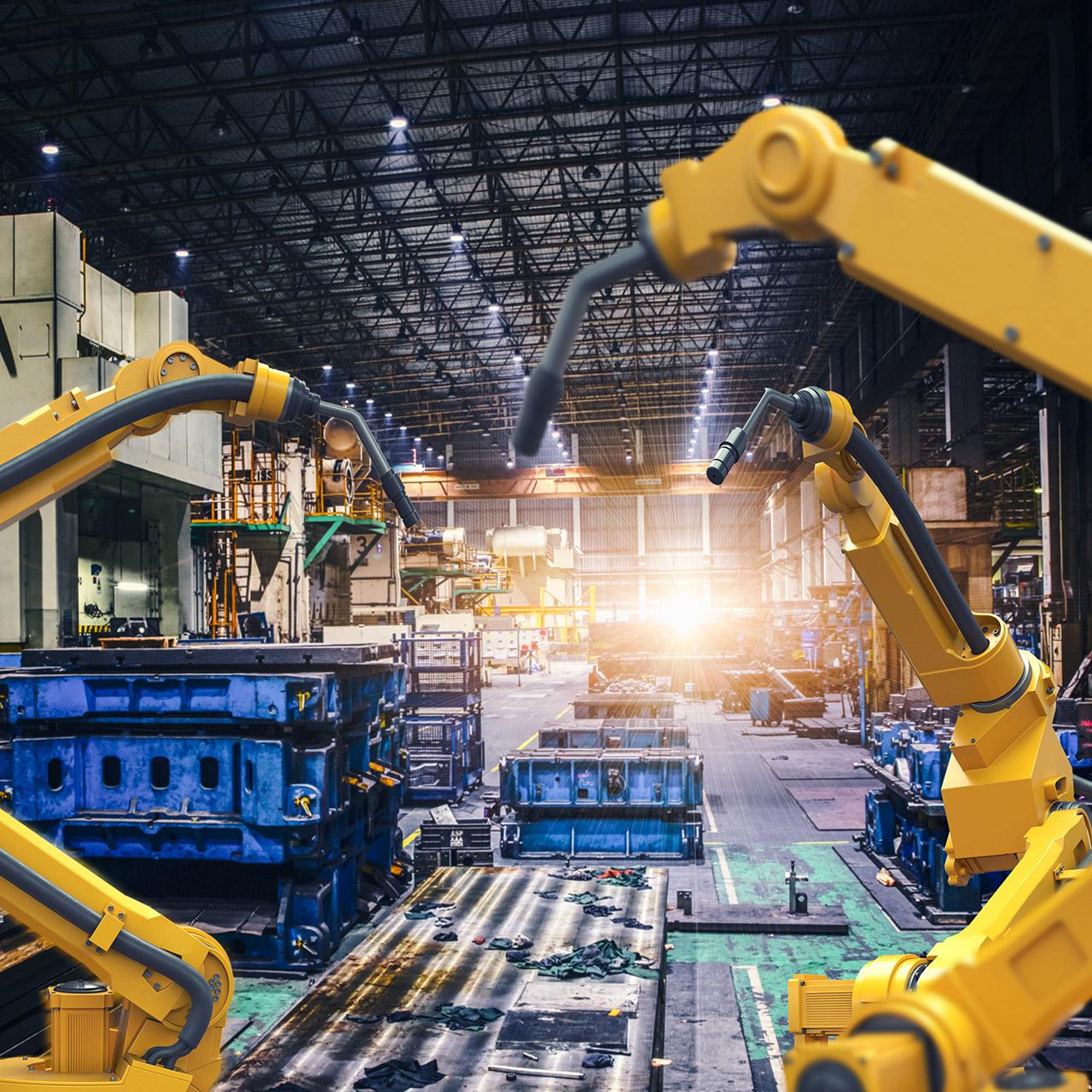 machinery manufacturing ERP needs