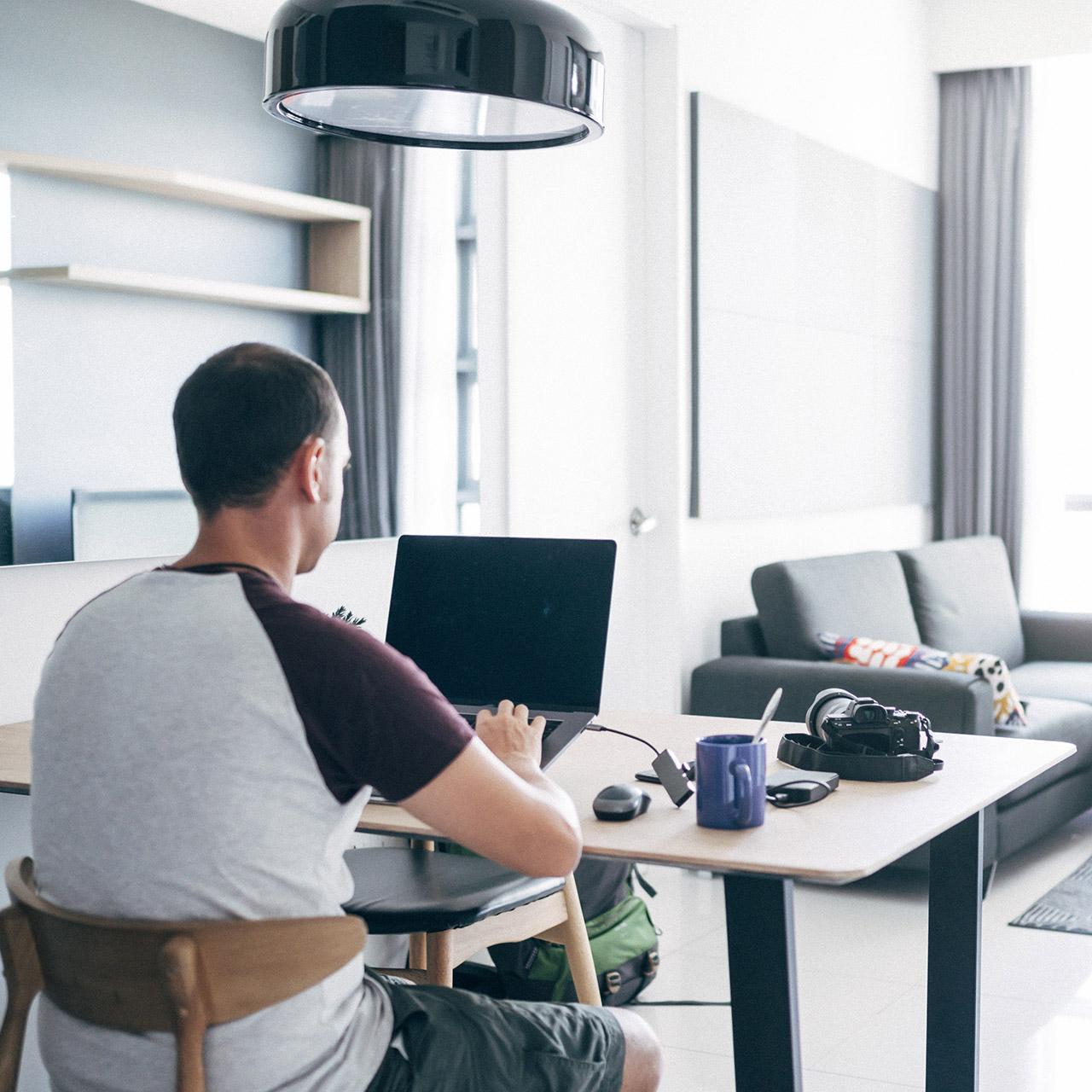 NetSuite remote workforce