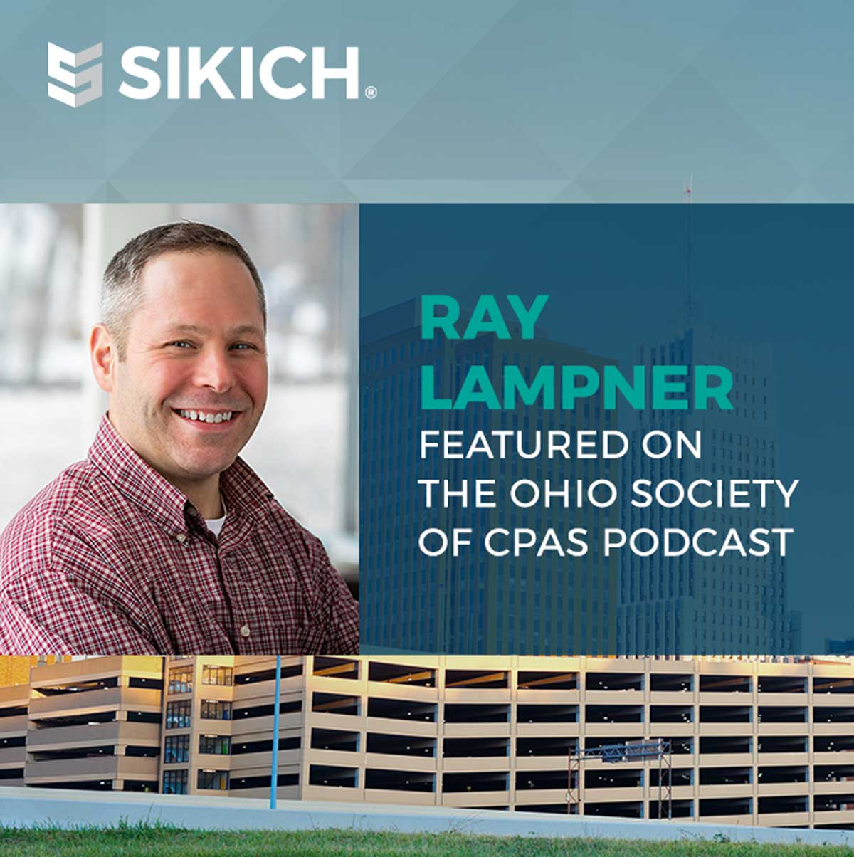 Ray Lampner featured on the Ohio Society of CPAs podcast