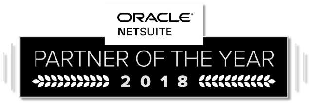 NetSuite partner of the year 2018