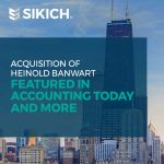 Acquisition of Heinold Banwart Featured In Accounting Today and More