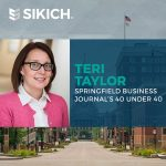 Sikich's Teri Taylor named one of Springfield's '40 under 40'