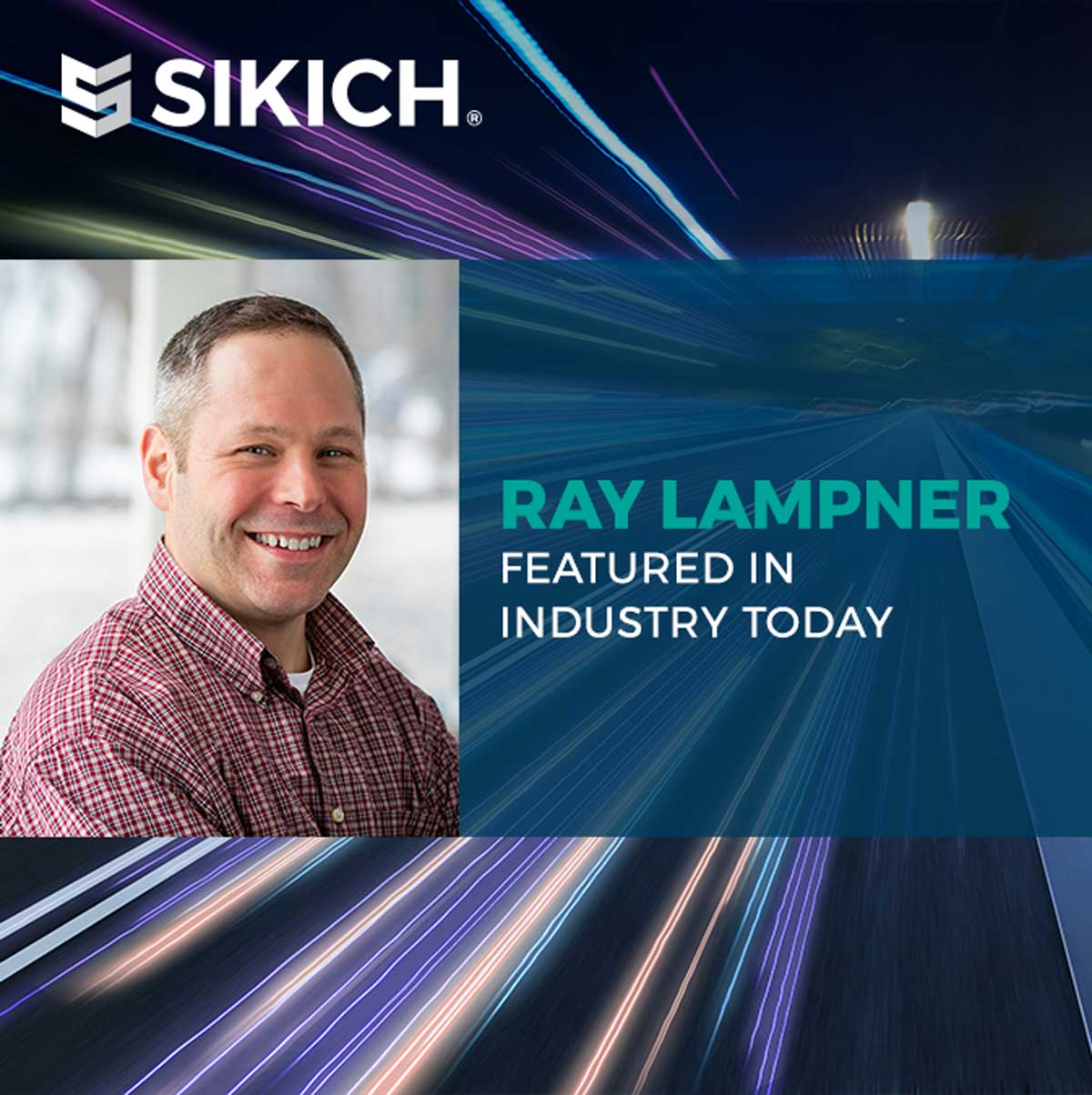 Ray-Lampner in Industry-Today