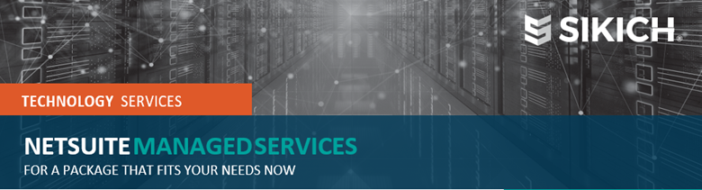Sikich Managed Services