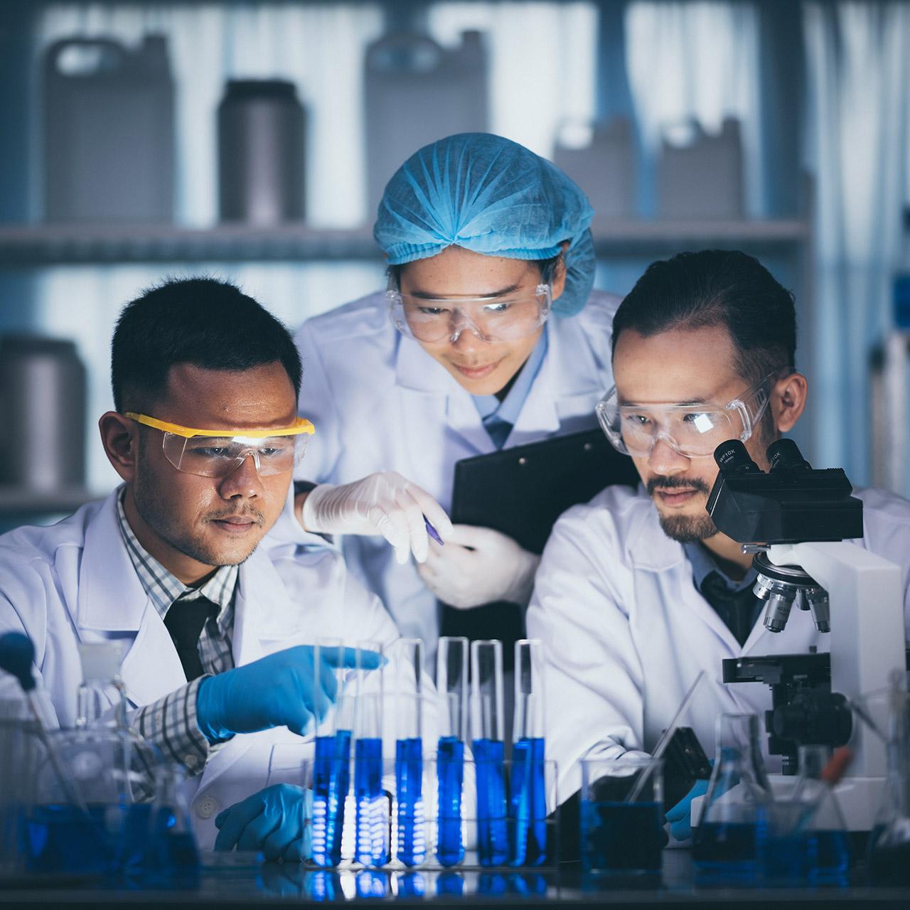 life sciences go public